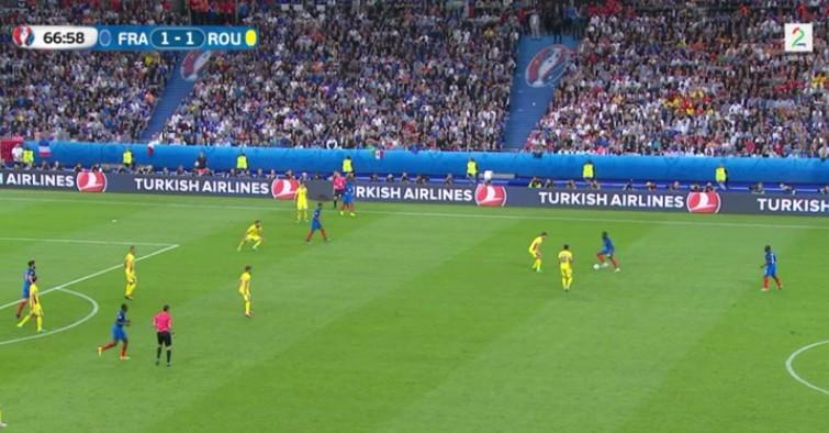 Vi ser åpningskampen i fotball EM online på TV2 i utlandet