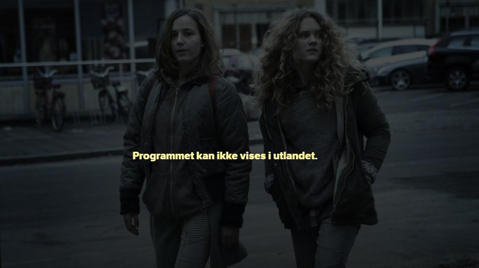 Slik ser det ut hvis du vil se NRK i utlandet